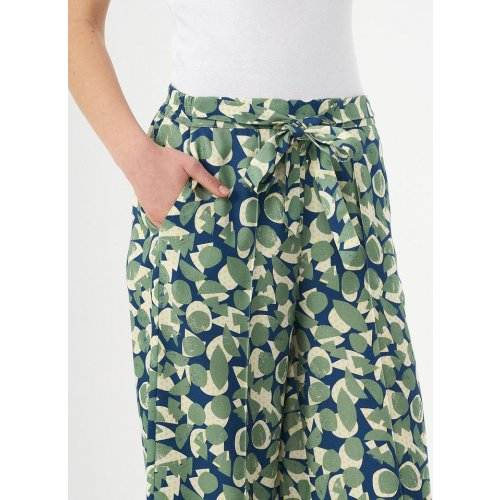 Tencel Culotte Leaves